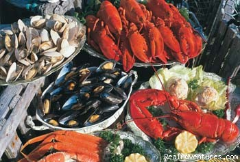 Nova Scotia Seafood (#2 of 13) - Renowned culinary vacations in Nova Scotia, Canada