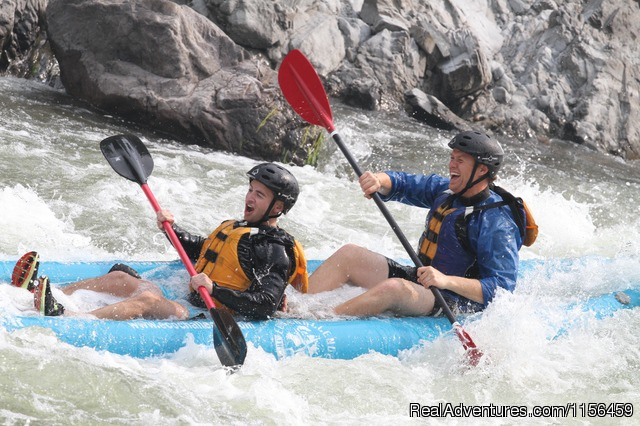 Missoula Kayaking Trips - Missoula  Rafting
