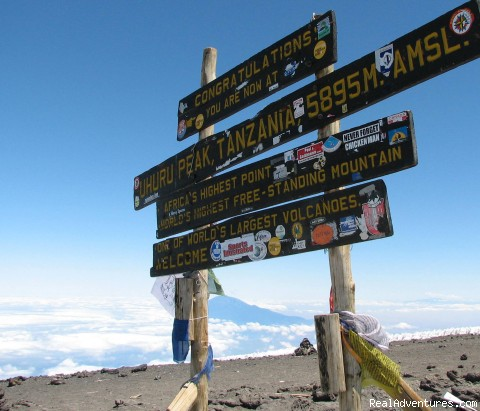 Climb Mount Kilimanjaro with Ultimate Kilimanjaro(