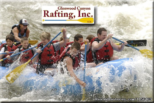 Glenwood Canyon Rafting-Colorado River Glenwood Canyon Rafting, Inc.