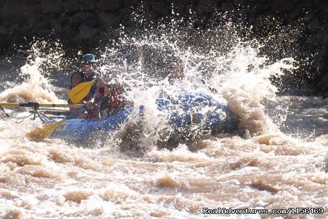 This is FUN! (#3 of 14) - Glenwood Canyon Rafting-Colorado River