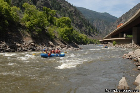The Scenic Glenwood Canyon! (#6 of 14) - Glenwood Canyon Rafting-Colorado River