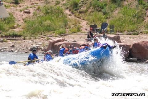 The Kayak Park! (#8 of 14) - Glenwood Canyon Rafting-Colorado River