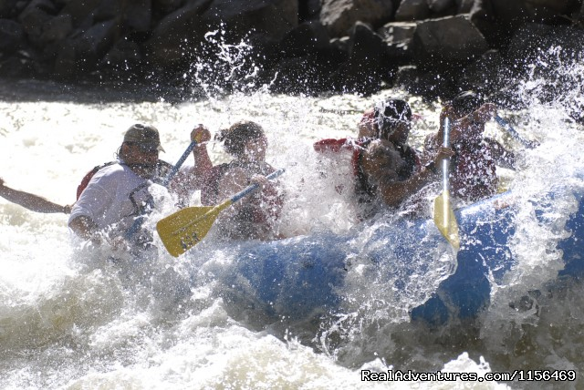 Our guides are the best! (#10 of 14) - Glenwood Canyon Rafting-Colorado River