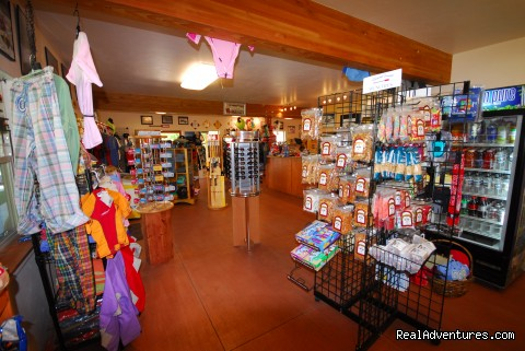 Our store on the CO River! - Glenwood Canyon Rafting-Colorado River