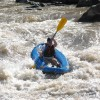Kayaking the CO River!