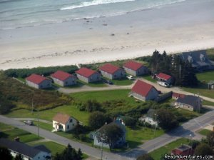Nova Scotia Romantic Beachfront Cottage Vacation Rentals Lockeport, Nova Scotia