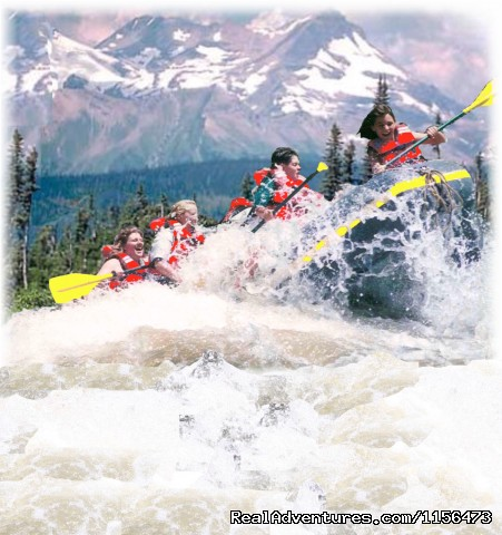 Whitewater Rafting, LLC White water rafting on the world famous Colorado River