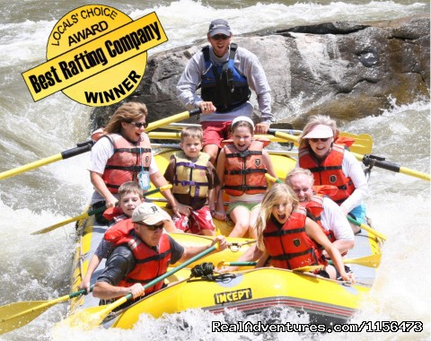 Great family rafting (#2 of 26) - Whitewater Rafting, LLC