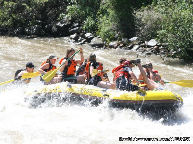 Colorado Whitewater Rafting (#4 of 26) - Whitewater Rafting, LLC