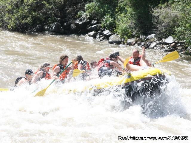 Peak run off is in late June (#10 of 26) - Whitewater Rafting, LLC