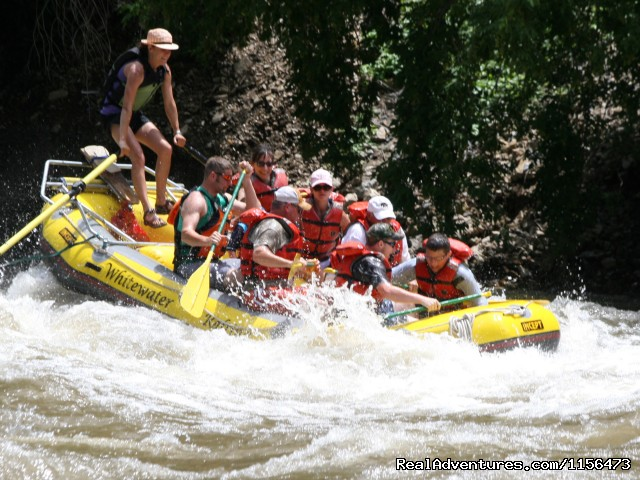 - Whitewater Rafting, LLC