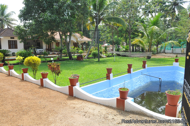 - Homestay,Bed and Breakfast Kumarakom Kerala India