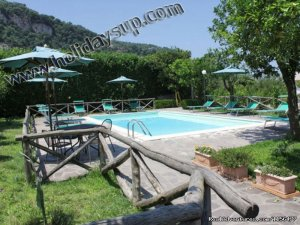 Charming apartment with swimming pool in Sorrento Sorrento, Italy Vacation Rentals