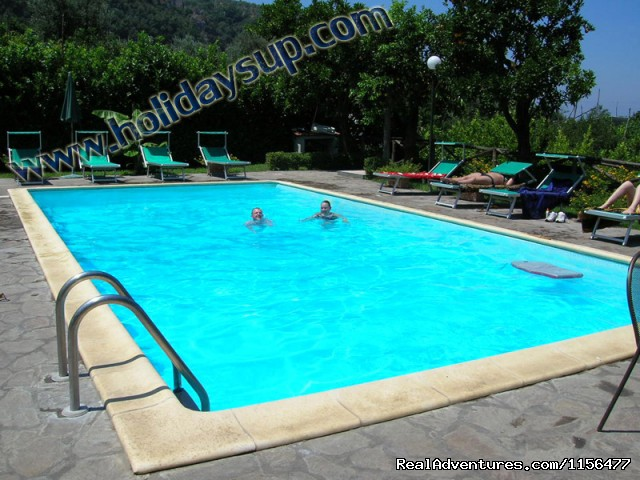 Swimming pool (#4 of 23) - Charming apartment with swimming pool in Sorrento