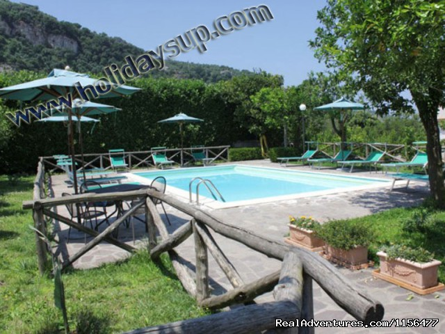 Charming apartment with swimming pool in Sorrento Vacation Rentals Sorrento, Italy