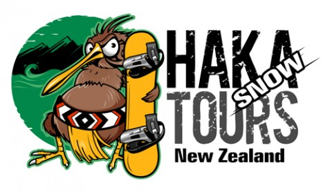 Haka Tours - New Zealand Adventure & Snow Tours Snow Tour Logo