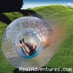 Zorbing - Haka Tours - New Zealand Adventure & Snow Tours