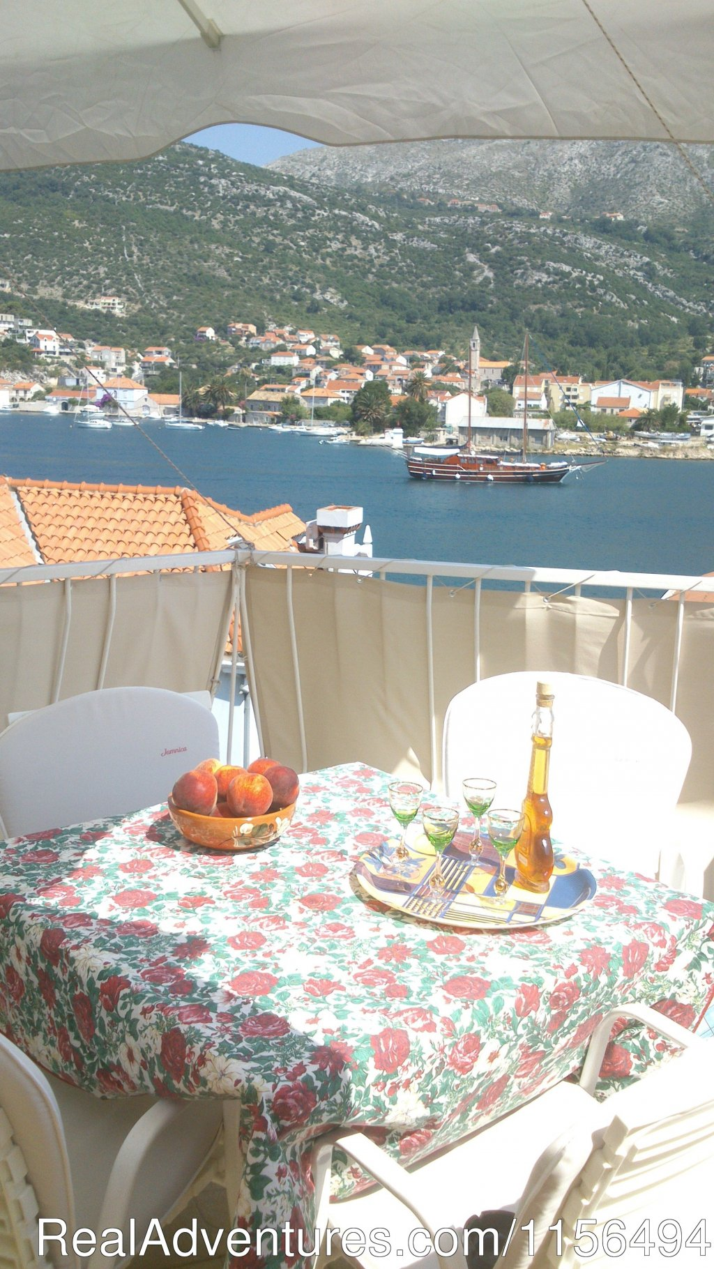 Terrace | Image #1/20 | Dubrovnik, Croatia | Vacation Rentals | Apartment DARIJA