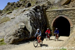 Off the Rails cycle tours Bike Tours Ranfurly, New Zealand