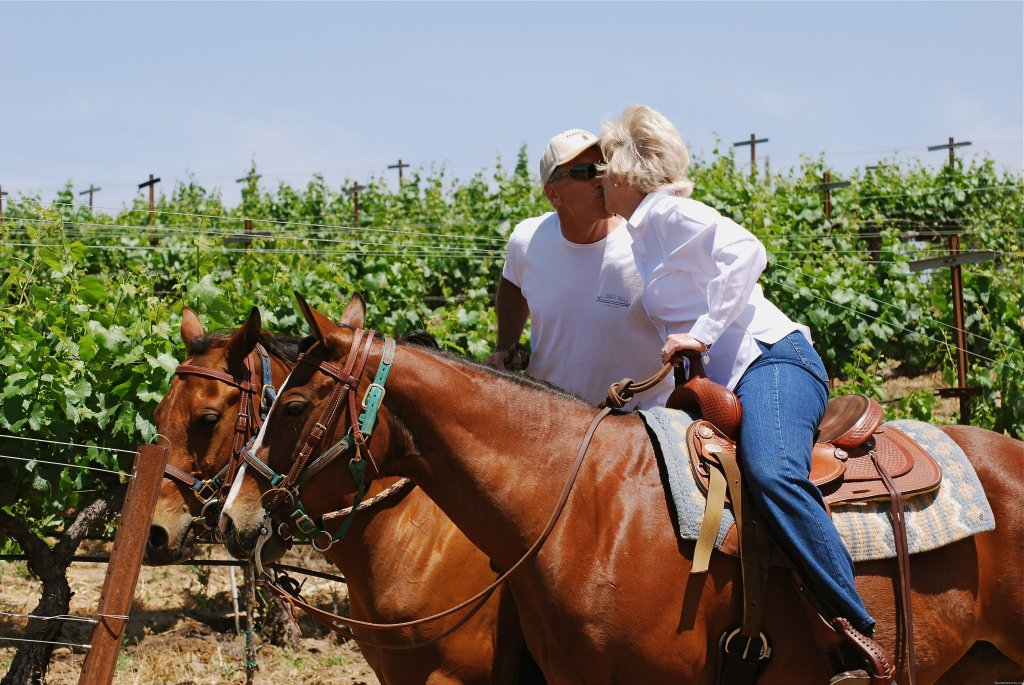 Special Occassions**Anniversary | Image #3/8 | Wine Country Horseback Riding in Temecula CA