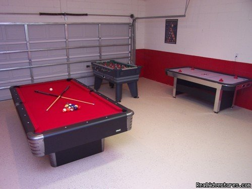 GAMES ROOM | Image #13/17 | Fantastic Family House To Rent Davenport Orlando