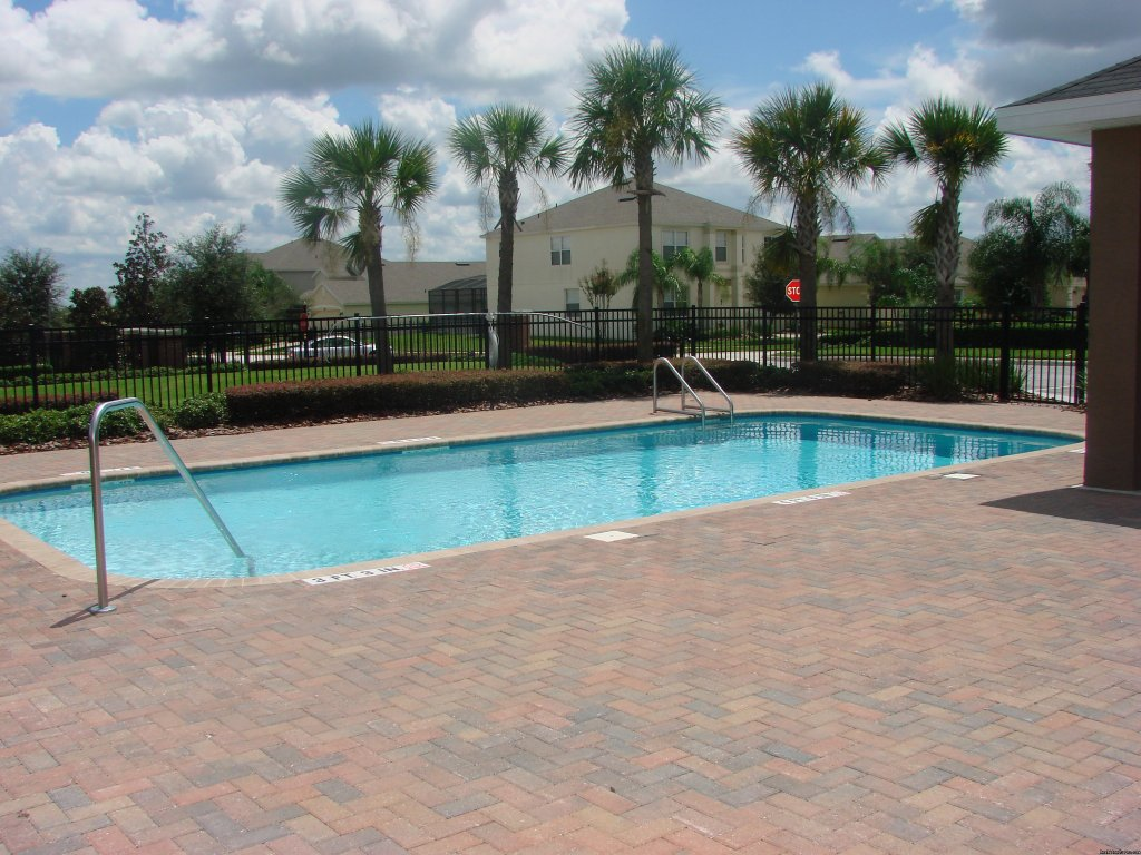 PLAY AREA POOL | Image #15/17 | Fantastic Family House To Rent Davenport Orlando