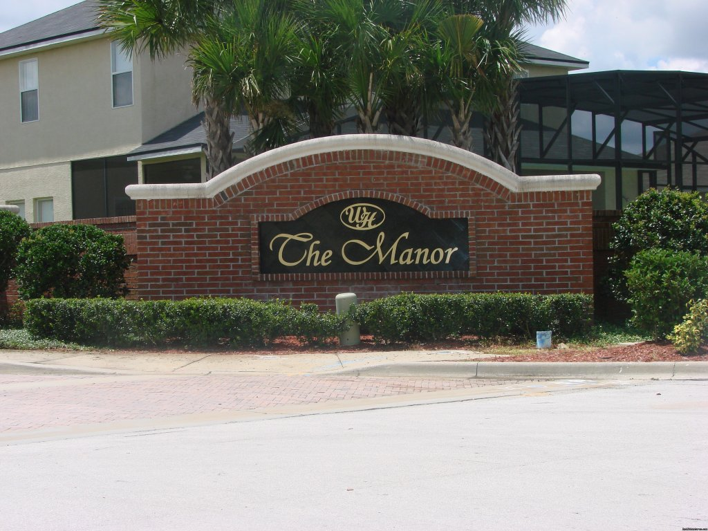 THE MANOR | Image #2/17 | Fantastic Family House To Rent Davenport Orlando
