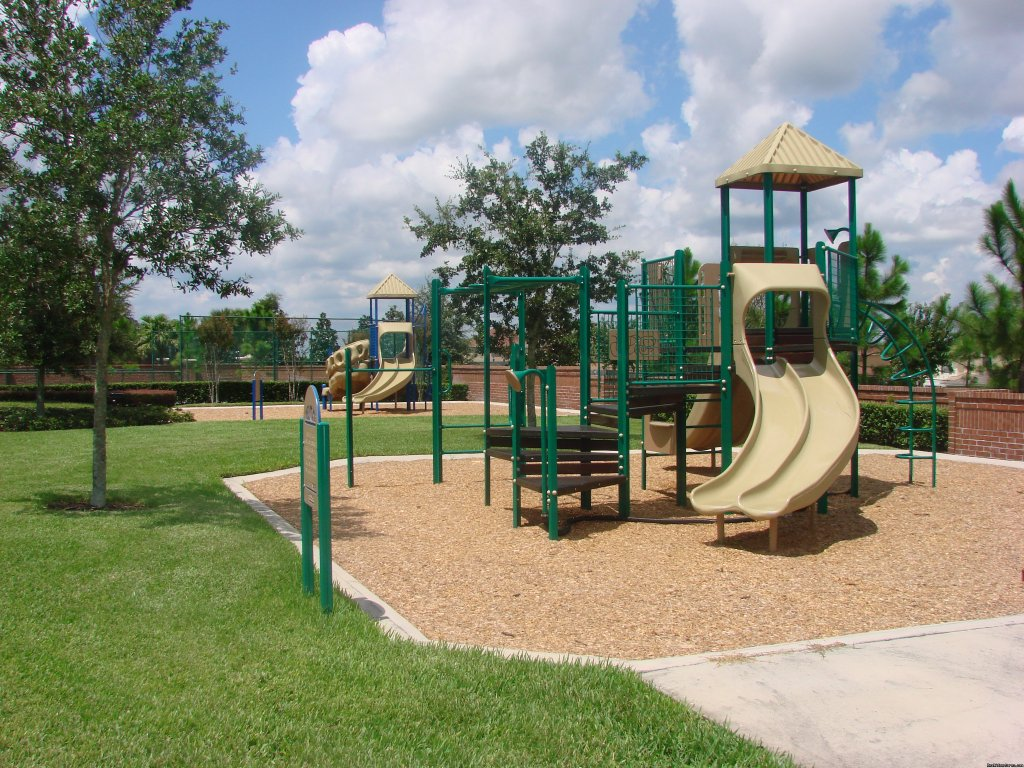 CHILDS PLAY AREA | Image #16/17 | Fantastic Family House To Rent Davenport Orlando