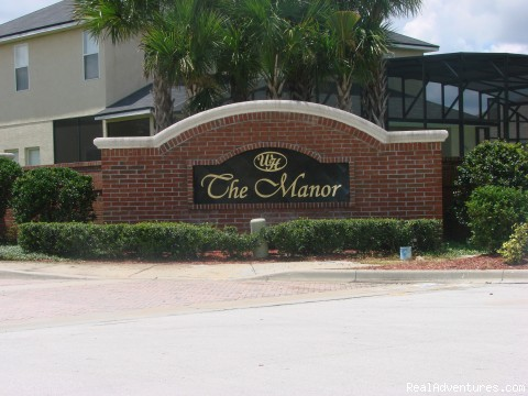 THE MANOR - Fantastic Family House To Rent Davenport Orlando