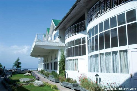 Hotel Mount View Dalhousie Hp India