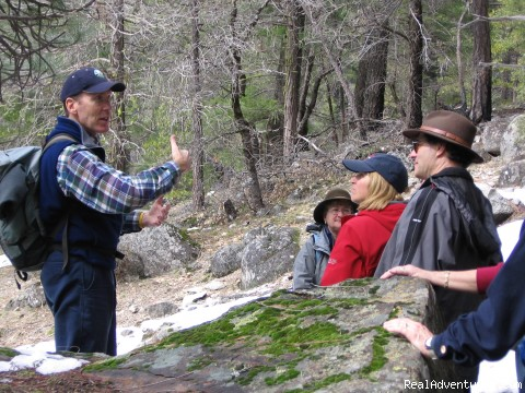 Learning about Yosemite  - Yosemite Outdoor Adventures