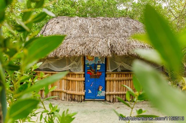 Tents Area - Hostel & Cabanas Ida Y Vuelta Camping