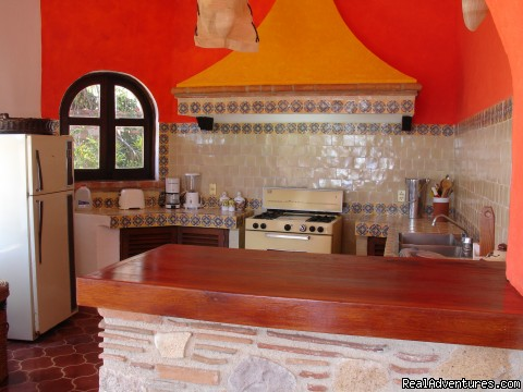 Villa Viva Kitchen - Two Stunning Villa's in Puerto Vallarta