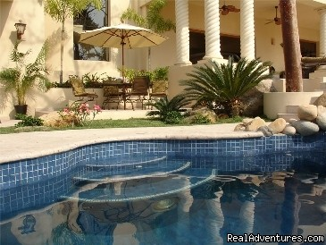 One Of Two Pools @ Tesoro - Two Stunning Villa's in Puerto Vallarta