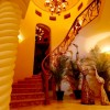 Two Stunning Villa's in Puerto Vallarta Grand Stair Case of Tesoro