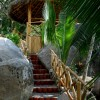 Stairs to Palapa @ Tesoro