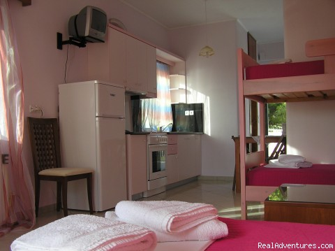 Hera Apartment - Best Western Irida Resort Kyparissia Peloponnes