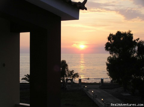 Sun Down - Best Western Irida Resort Kyparissia Peloponnes
