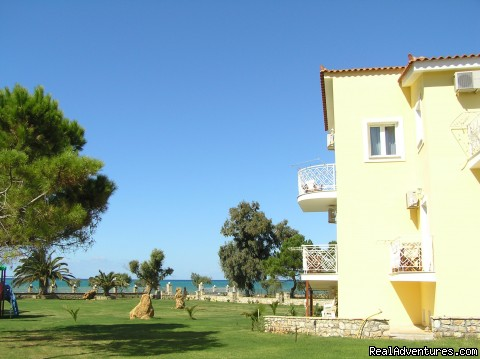 By Side (#22 of 26) - Best Western Irida Resort Kyparissia Peloponnes
