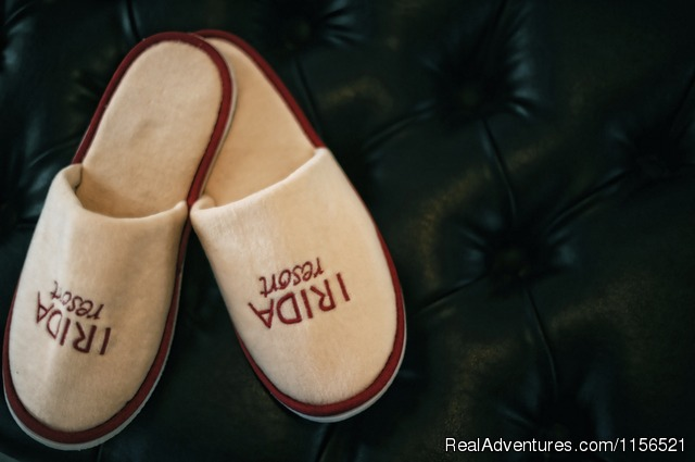 Slippers - Best Western Irida Resort Kyparissia Peloponnes