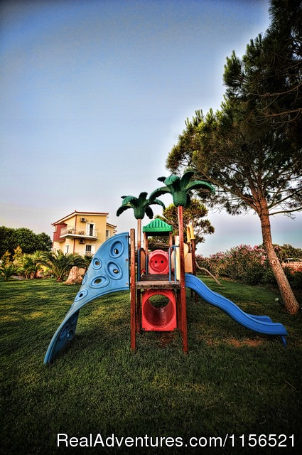 Playing Ground - Best Western Irida Resort Kyparissia Peloponnes
