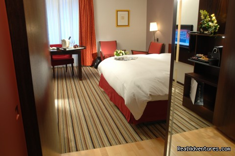 Deluxe room - Discover Pullman Brussels Airport