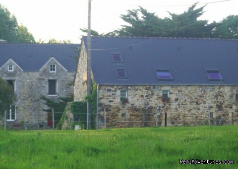 B+B/self-catering accomodations in Normandy Benoistville, France Vacation Rentals