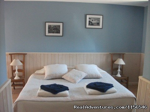 La Porte Bleue - B+B/self-catering accomodations in Normandy
