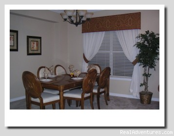 first Formal Dining Room - NEW Gated Luxury Lakeview 5 BD/4.5 Villa Pool/Spa