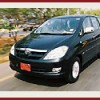 Bangalore Car Rentals, Rent Toyota Innova