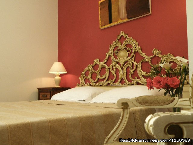 Double En Suite Room - Villa Giuliana wine & rooms in Salento (Apulia)