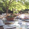 bed and breakfast Lecce Puglia Villa Giuliana breakfast area