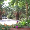 bed and breakfast Lecce Puglia Villa Giuliana parking area